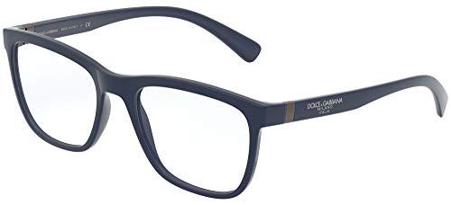 Dolce & Gabbana Brillen VIALE PIAVE 2.0 DG 5047 MATTE BLUE 52/19/145 Herren