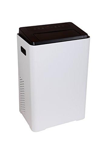 "Midea MPPB-14CRN7 Mobiles Klimagerät\""13300 BTU MPPB\"", 1500 W, 240 V, Schwarz/weiß"