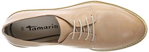 Tamaris Damen Oxfords, Pink - 7