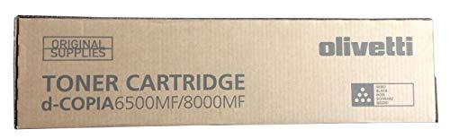 Olivetti B0983 cartucho de tóner Original Negro 1 pieza(s) - Tóner para impresoras láser (70000 páginas, Negro, 1 pieza(s))