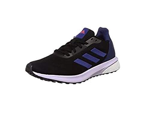 Adidas Solar Drive 19 W, Zapatillas Running Mujer, Azul (Tech Indigo/Boost Blue Violet Met./Purple Tint), 38 2/3 EU