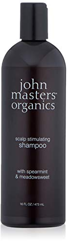 Scalp Stimulating Shampoo with Spearmint & Meadowseet 16 oz