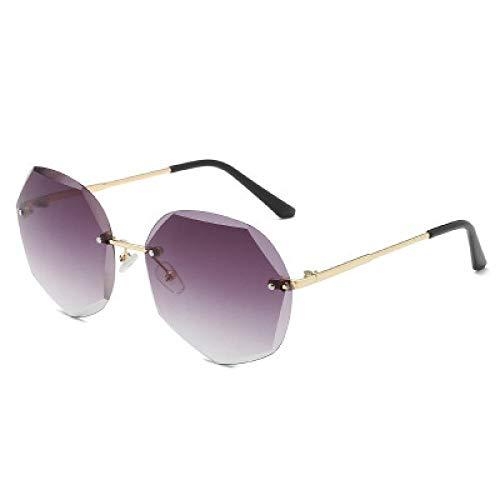 Sunglasses Round Face Anti UV Sunglasses Street Glasses