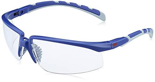3M 3M-OO-SOLUS2001AS Augen und Gesichts Schutz Brillen, Größe Universal, Transparent