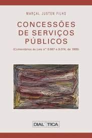 Concessoes De Servicos Publicos: Comentarios As Leis Nos. 8,987 E 9,074, De 1995 (Portuguese Edition)