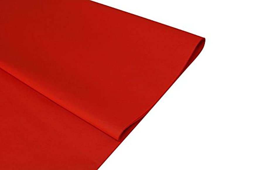 """MasterChinese 27x55"""" (70x138cm) Raw Red Rice Paper: Paper Cut Chinese Calligraphy Wedding New Year Party - 10 Sheets (Pro) - Handmade"""