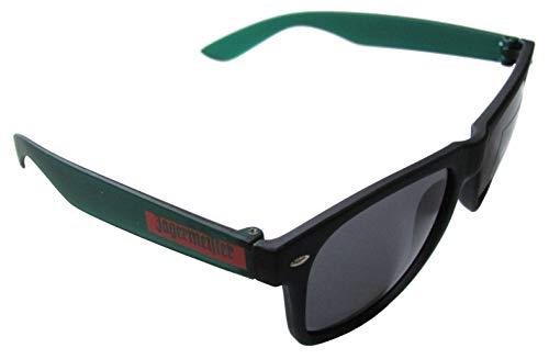 Jägermeister - Sonnenbrille mit grünen Bügeln - Filterkategorie 3