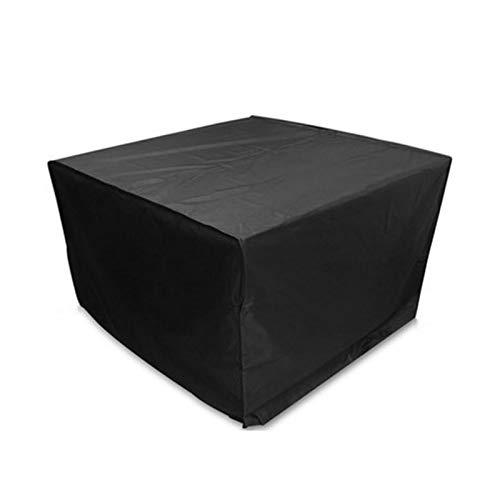 XIGG 2 Piezas Funda para Muebles de Jardin, Juego de Funda para Muebles, Terraza Impermeable Tela Oxford Resistente, Resistente Anti - UV Funda Muebles Patio