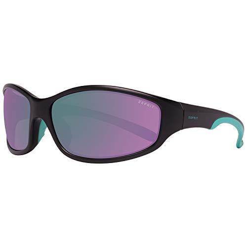 ESPRIT ET19601 63538 Sonnenbrille ET19601 538 63 Sport Sonnenbrille 53, Schwarz