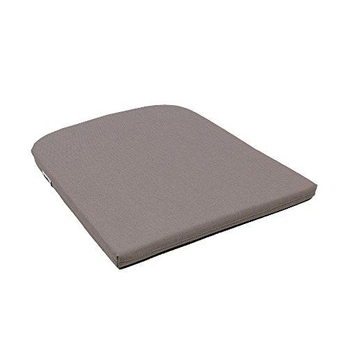 Unbekannt Sitzkissen für Nardi Stuhl Net (Silbergrau)