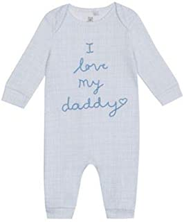 8a2582cab167 bluezoo Baby Boys' 'I Love My Daddy' Sleep Suit