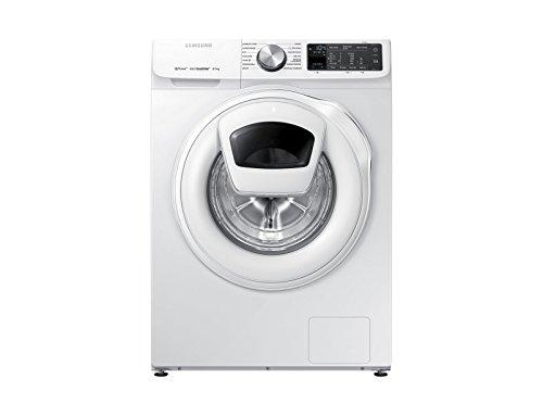 Lave linge Hublot Samsung WW80M645OQMEF - Lave linge Frontal - Pose libre - capacité : 8 Kg - Vitesse d'essorage maxi 1400 tr/min - Moteur à induction - Classe A+++ -40%