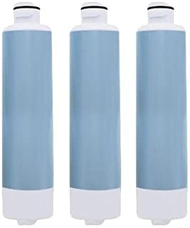 Replacement Water Filter Cartridge for Samsung Refrigerator Models RF323TEDBWW/AA / RS25J500DSR/AA (3 Pack)