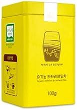 [Odaesan Food] Organic Tartary Buckwheat Tea 100g/3.52oz, Caffeine-Free