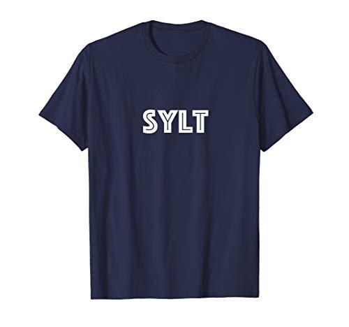 Sylt T-Shirt, Nordfriesische Inseln T-shirt
