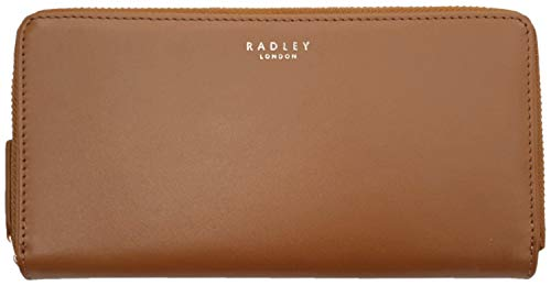 Radley Arlington Street Matinee Geldbörse, Leder, Hellbraun
