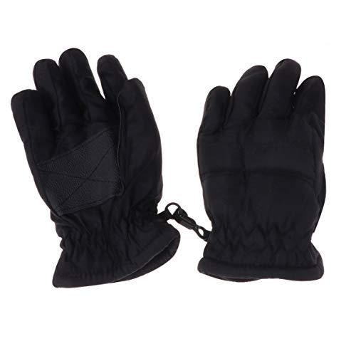 BESPORTBLE - Running-Handschuhe für Mädchen in Schwarz, Größe Mittel
