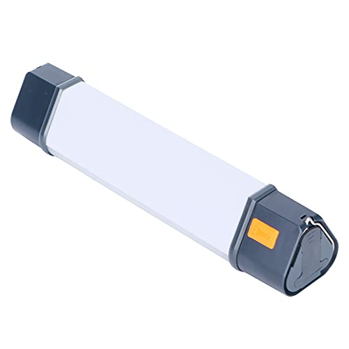 Lámpara de emergencia LED, multifuncional, portátil, recargable por USB, luz de emergencia LED 39LED para senderismo para acampar para montañismo para actividades al aire libre