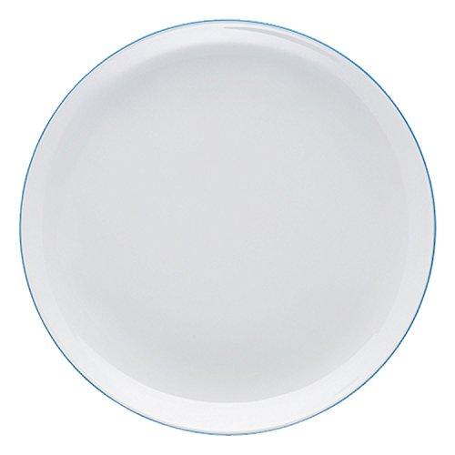 Arzberg Rosenthal 42100-670663-10220 Cucina-Basic - Frühstücksteller/Teller/Kuchenteller - Colori Blue/Blau - Porzellan - Ø 20 cm