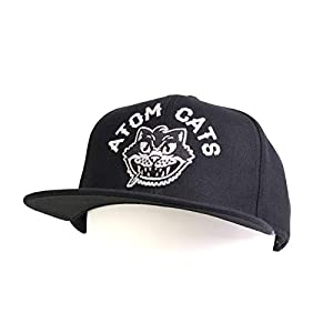 Fallout Atom Cats Baseball Hat Black