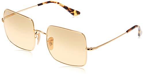 Ray-Ban 0RB1971 Gafas de sol, Gold, 54 Unisex