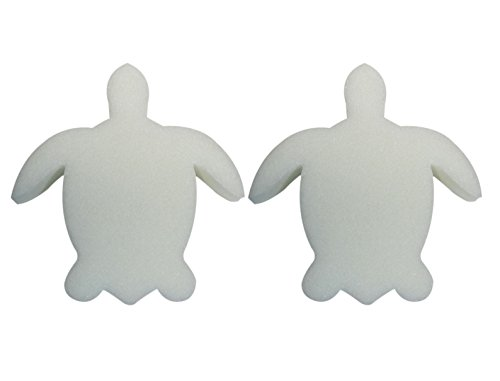 Swimables Floating Sponges for Pools and Spas – 2 pack