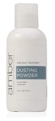Amber Professional Waxing Dusting