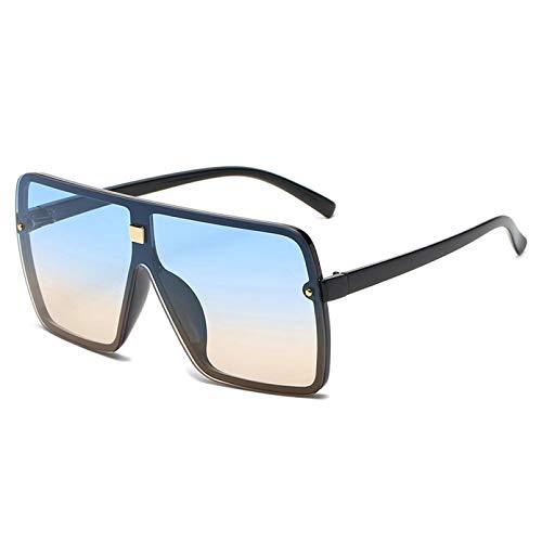TYOLOMZ Moda MujerLente De Una Pieza Gafas De Sol Conducción Al Aire Libre UV