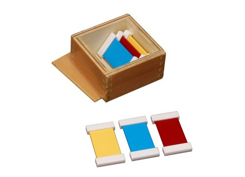 Kid Advance Montessori Color Tablets #1