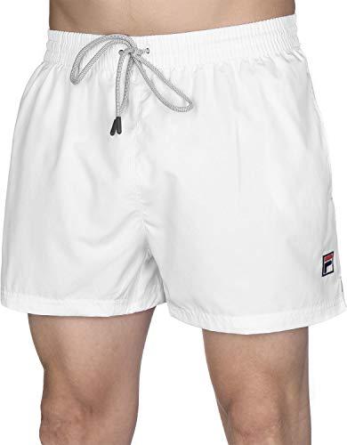 Fila Seal Badeshorts Bright White
