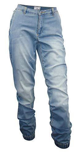 RICK CARDONA Damen Jeans Blue Used 38