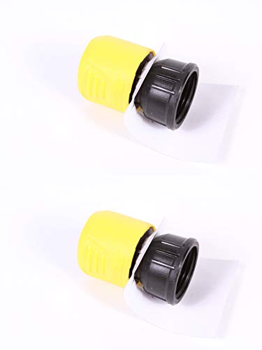 Karcher 2 Pack 4.645-363.0 Pressure Washer Hose Connector Coupler 46453630