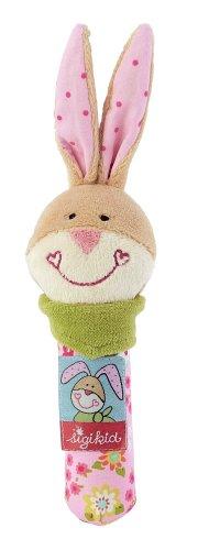 sigikid, Bungee Bunny - Hochet à Saisir