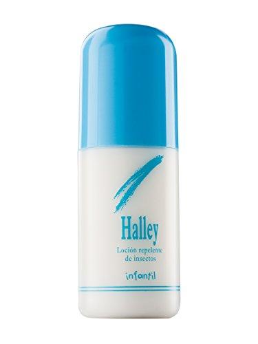 HALLEY Repelente Insectos Spray Infantil Eficaz Antimosquitos   Especial Niños