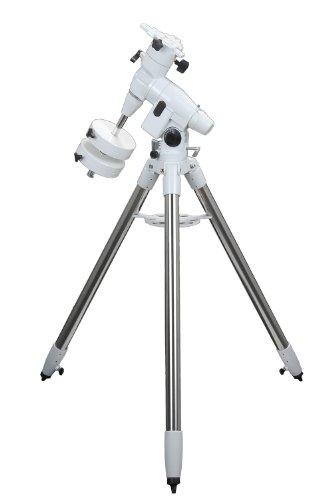 Skywatcher EQ-5 Äquatoriale Montierung mit Alumuniumstativ weiß