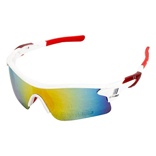 ULTRANNER Ukui - Gafas deportivas Running Trail Ciclismo y Deportes Aire Libre