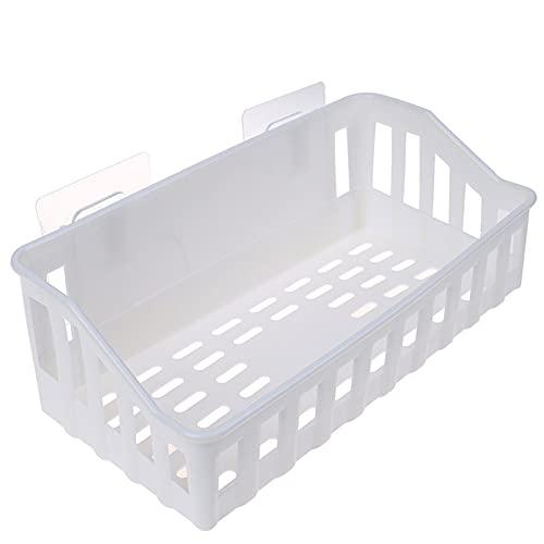Fácil de instalar 1 unids esquina estantería de ducha baño champú lavamanos portabaz de la cocina al almacenamiento de la cocina organizador de la pared tipo de estante de tipo pared No es fácil de ca