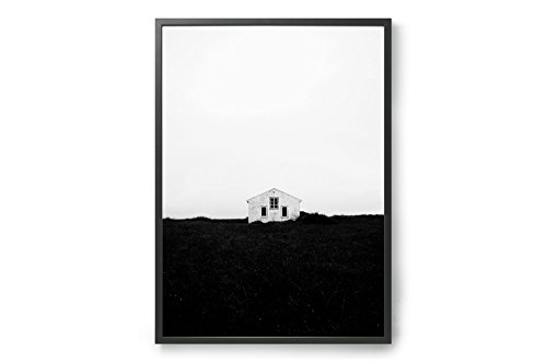 Coco Lapine ポスター/アートプリント 50×70cm Lonely House