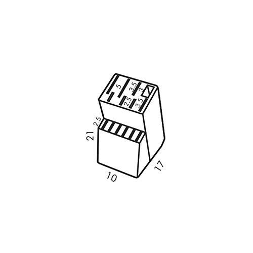 Messerblock Block WOODY für 13 Messer und Schere/Wetzstahl - 3