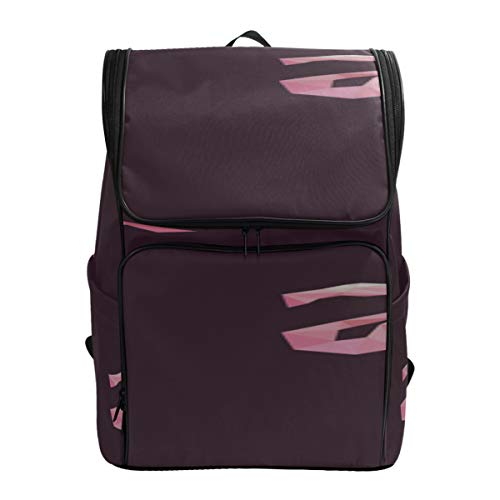 Superimposed Beautiful Flamingo Large Bookbag For Women College Bags Boys Best Bookbag Casual College Bags Fits 15.6 Inch Laptop And Notebook Hiking Baby Bag Slim Backpack For Men