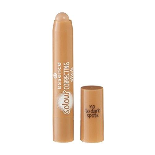 Essence Colour Correcting Stick Corrige les tâches pigmentaires, appliquez directement sur les imperfections et estompez au doigt, n°03 Say No to Dark spots, 3.2 g, 0.11 oz.