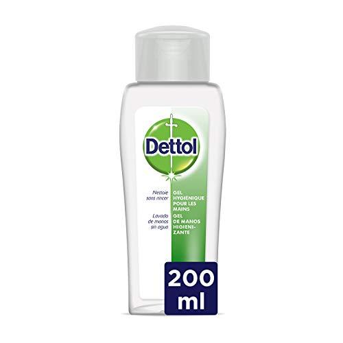 Dettol Dettol - Gel Hidroalcoholico Higienizante De Manos - 200Ml