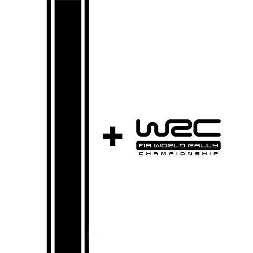 YONGYAO Décalques Autocollants pour Golf 5 6 7 Polo Jetta Passat CC Accessoires-Noir