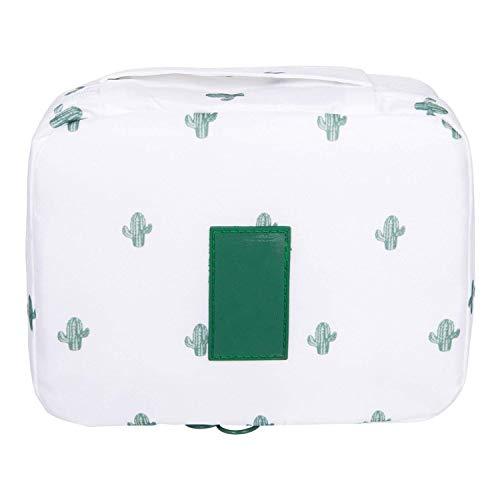 ShuuHaYi Necessity Travel Big Capacity Waterproof Cosmetic Bag Portable Makeup Bag Wash Gargle Bag,Onesize,Pink