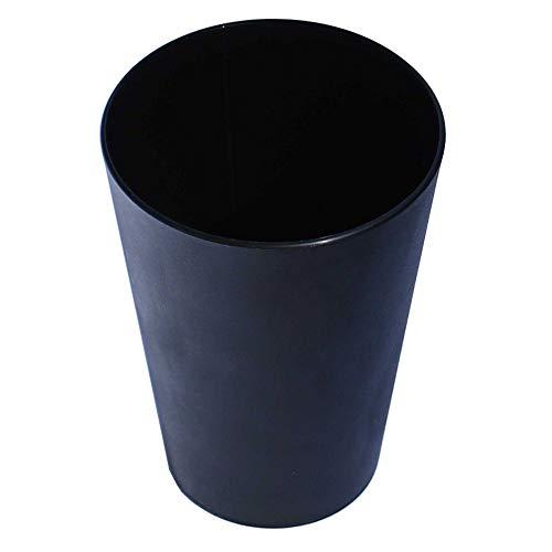 P-D-W 5 PP-Trinkbecher Eventbecher 0,4l schwarz 57/85 x 115mm │Partybecher│Picknickbecher│Mehrwegbecher