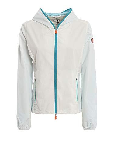 Luxury Fashion | Save The Duck Dames D3667WMATY81301 Wit Polyester Outerwear Jassen | Lente-zomer 20