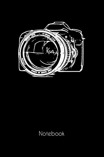 Photographer Notebook: Just me and my Camera Edition. Your everyday journal to plan your photo shoots.