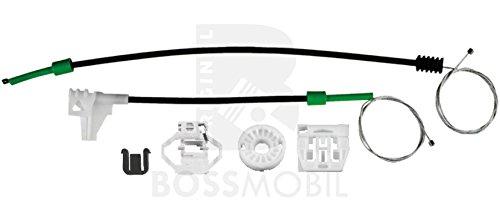 Original Bossmobil OCTAVIA (1U2, 1U5),Hinten Links, Fensterheber Reparatursatz