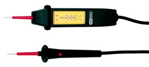 KS Tools 550.1502 Isolierter Universal-Spannungsprüfer 12-500 V