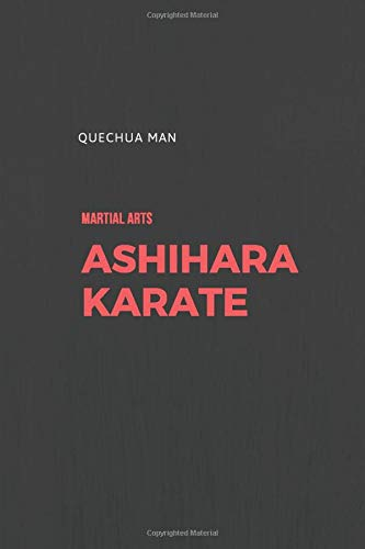ASHIHARA KARATE: Journal, Diary